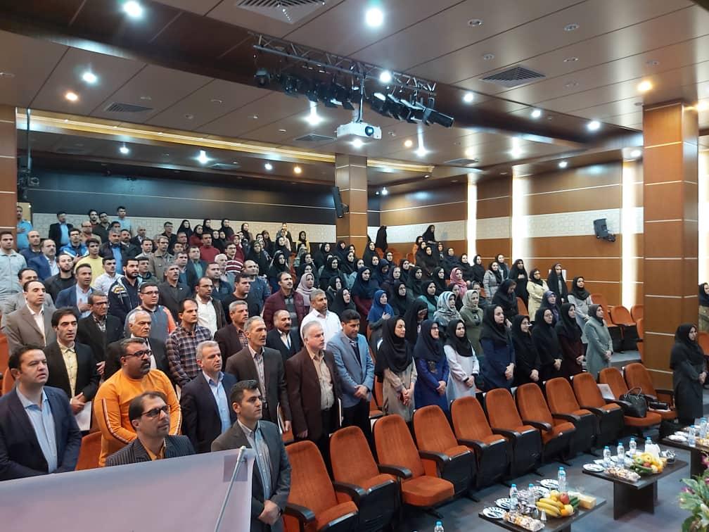 گزارش اولین سمینار ملی ورزآرا